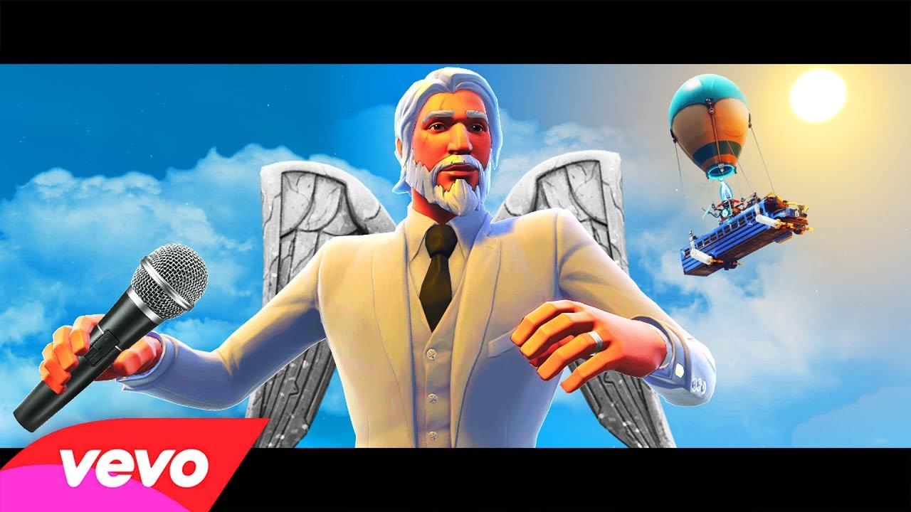 NINJA'S FORTNITE FRIDAY - Lil Dicky, Chris Brown Freaky Friday Parody (Rockit Gaming Ft NitroLu