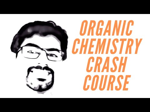 Crash Course on AS Level Organic Chemistry (9701 Syllabus)