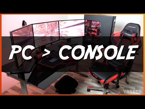 console systems are better than pcs In this article i will explain the reasons why a computer is much better than a console than the consoles | pc vs console consoles have a system that.