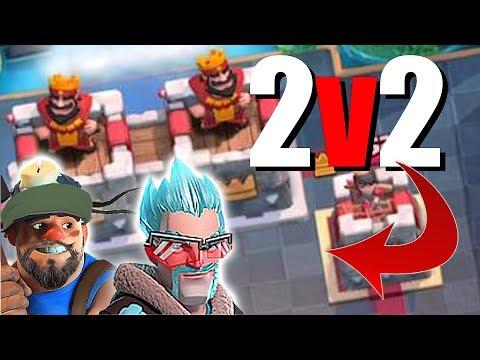 BEST 2v2 COMP!! | Clash Royale | Support deck!!