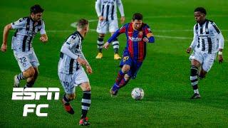 Barcelona vs. Levante: Nothing's easy for Lionel Messi & Barca right now - Ale Moreno | ESPN FC