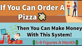 Make Money Online: Easier Than Ordering A Pizza