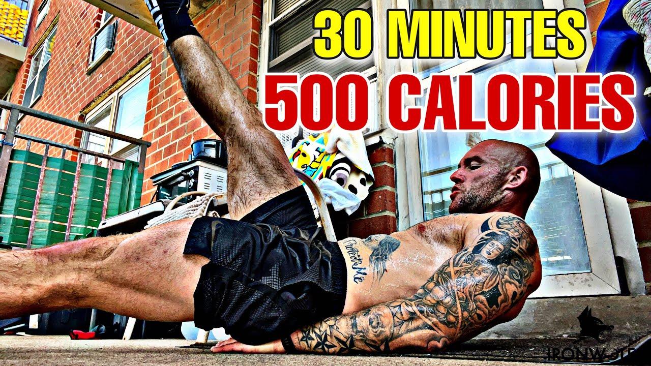 Iron Wolf Short Circuit — Burn 500+ calories in 30 min