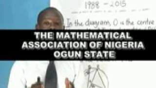 MATHEMATICS PAST QUESTION WAEC,NECO & GCE (FAGBEMIRO ABAYOMI) TEACHER ABULE