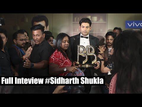 Bigg Boss 13 Winner Siddharth Shukla FULL INTERVIEW  | Bigg Boss 13 Grand Finale