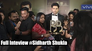 Bigg Boss 13 Winner Siddharth Shukla FULL INTERVIEW  | Bigg Boss 13 Grand Finale