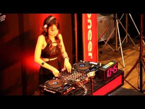 PIONEER Lady DJ Championship 2012 (Semi-Final) HD