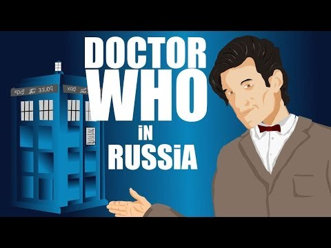 Doctor Who in Russia