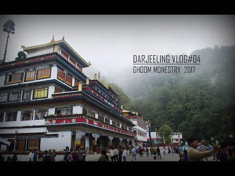 Darjeeling Ghoom Monestry  | World Most Beautiful Place | West Bengal Tour | India Tour