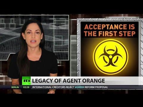 US half-acknowledges Agent Orange, lamely