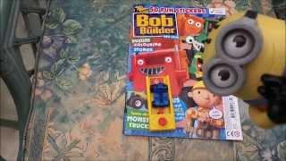Latest Bob The Builder Magazine With Free Scrambler