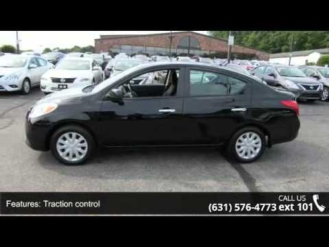 2012 Nissan Versa   Girard Nissan   Groton, CT 06340