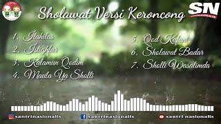 Download lagu Sholawat Versi Keroncong Merdu Enak Didengar