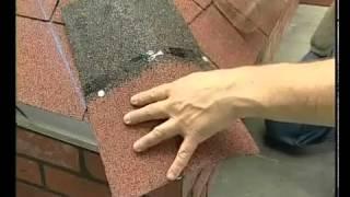 видео Битумная гибкая черепица IKO