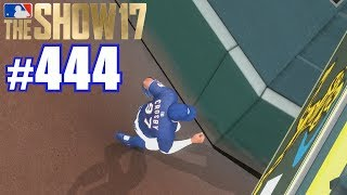 HIDING IN MY HIDEY HOLE! | MLB The Show 17 | Road to the Show #444