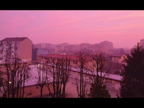 Vlog. Скидки в Италии. Шоппинг. Фиолетовый рассвет. Бефана.