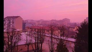 Vlog Скидки в Италии Шоппинг Фиолетовый рассвет Бефана