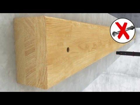 MULTI-MONTI®-TC TimberConnect - Die Perfekte Kombination Aus Schraubanker Und Holzschraube