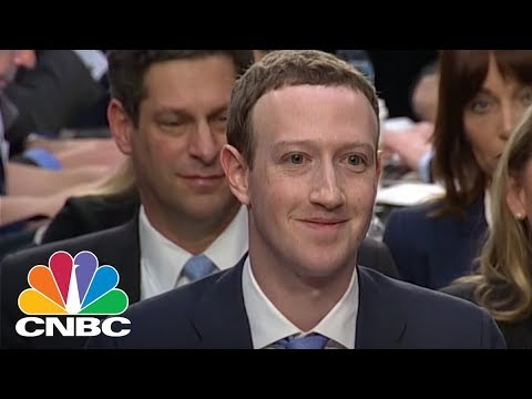 Mark Zuckerberg's Testimony Before Congress: The Six Best Exchanges | CNBC