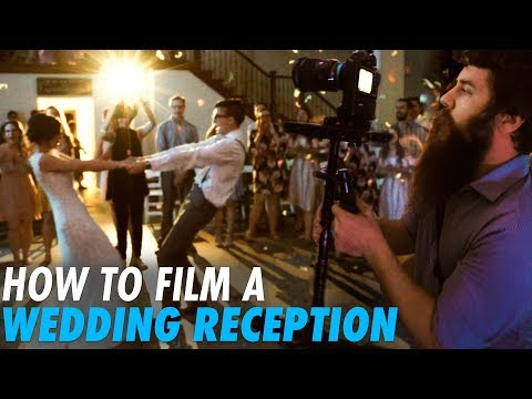 How To Film A Wedding Reception | BTS of Noah & Mal's Wedding Film (Part 4)
