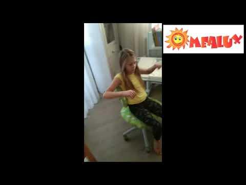 Обзор кресла Mealux Duo Kid Y-616 устами ребенка.