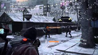 The Division (XB1/PS4/PC) -  NEW 11 Minutes of Gameplay Walkthrough! - E3 2015 [1080p HD]