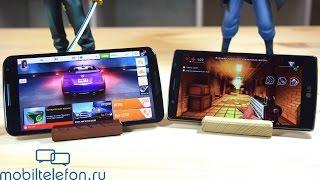nexus 6 против LG G4 или Snapdragon 805 vs Snapdragon 808