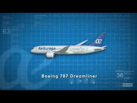 Nuestro Boeing 787 Dreamliner