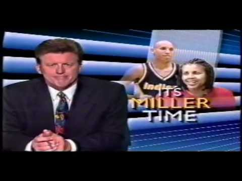 Reggie Miller and Cheryl Miller feature from 1995