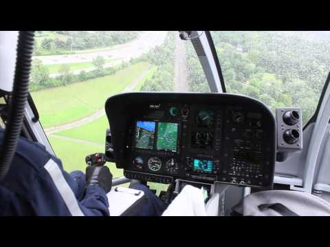 What's It Like In A MedFlight Helicopter Flight?