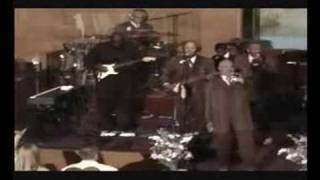 Larnell Starkey and the Spiritual Seven(I Got Jesus) live in California