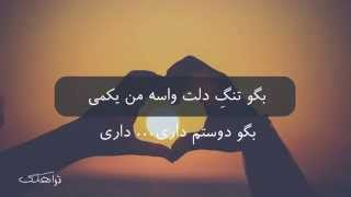 Morteza Pashaei Bia Bargard - Lyrics