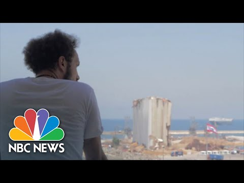 Beirut Blast Victims Still Recovering From Explosion One Year Later