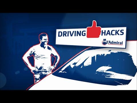 Admiral Driving Hacks