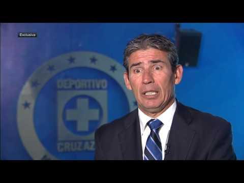 Eduardo de la Torre explicó cual es el compromiso de Cruz Azul rumbo al #Apertura2017