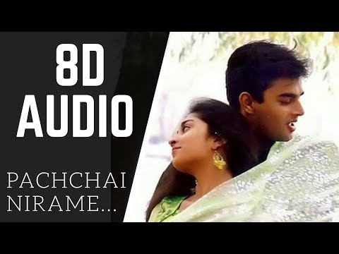 Pachchai Nirame 8D AUDIO song | #A R Rahman #MuZik 3D hub | use headphones