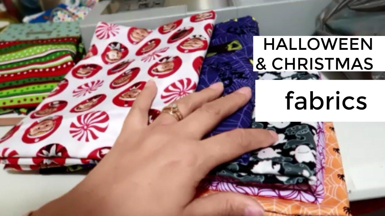 Christmas Fabric 2019.Halloween And Christmas Fabric Hunt July 26 27 2019