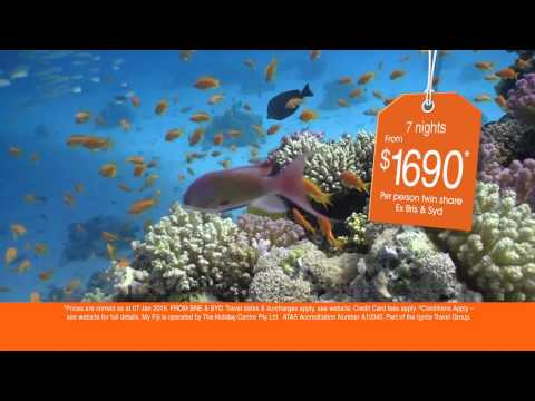 My Fiji's Unbeatable Bula Bonus Sale January 2015