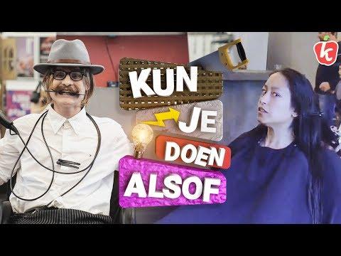 KUN JE DOEN ALSOF JE KAPPER BENT? (verborgen camera) #1 | Kalvijn