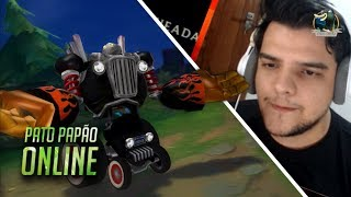 O PROBLEMA DO RELICARIO - PPO | League of Legends