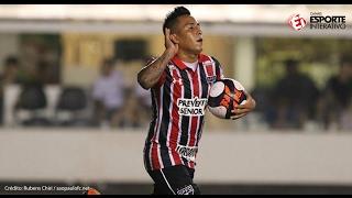 Melhores Momentos - Gols de Santos 1 x 3 São Paulo - Campeonato Paulista (15/02/17)