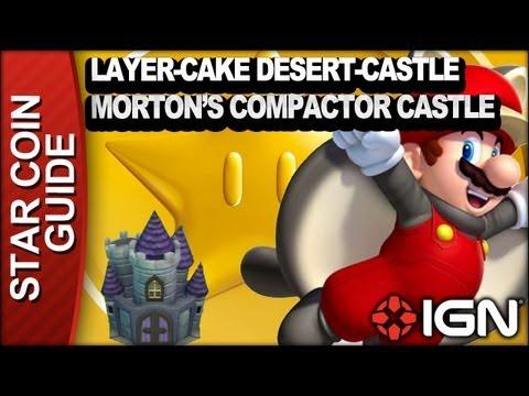 Layer Cake Desert Castle Morton