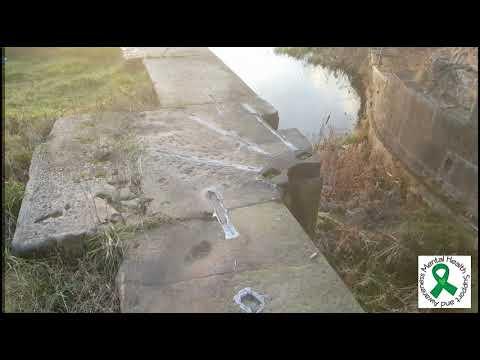 AzzTec Magnet Fishing/History Nob End Locks & The Meccano Bridge PART 1 Dec 2018