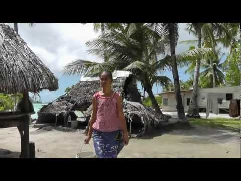 Kiribati Salty Water - Lisa's story