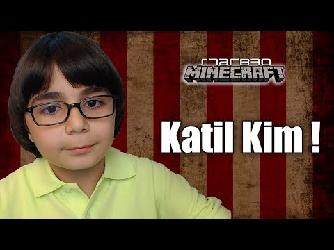 KATİL OLDUM ! KATİL KİM - Minecraft Murder #13 - Видео онлайн