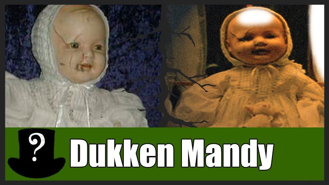 Uhyggelige Historier Dukken Mandy Youtube