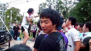 セックスマシン ステージライブ2013 in morioka 神戸市出身バンド.