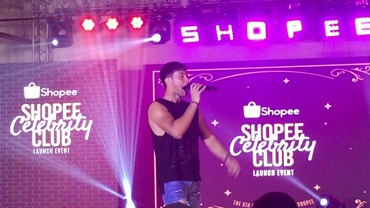 63aeff74f9d34 Launch of Shopee Celebrity Club Features Apparel Avel x Matteo - YouTube