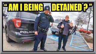 am-i-being-detained-cop-wants-my-i-d-first-amendment-audit-fail-kmart-amagansett-press