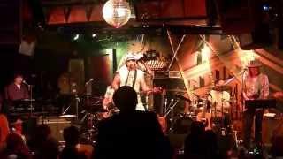 "Live at the Crocodile Club, Tokyo, October 24, 2014 ""Charles Locke ..."